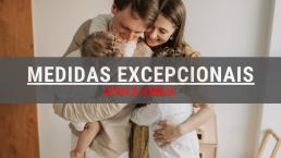 Alargamento do apoio excecional à família no âmbito da suspensão das atividades letivas e não letivas presenciais