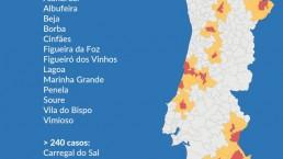 mapa de risco - controlar-pandemia